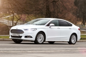 Ford Mondeo: запоздавший