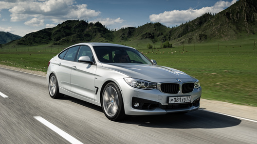 На Парижском автосалоне покажут новый BMW 3 Series Gran Turismo