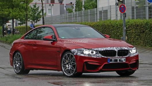 BMW планирует выпустить обновленное купе М4