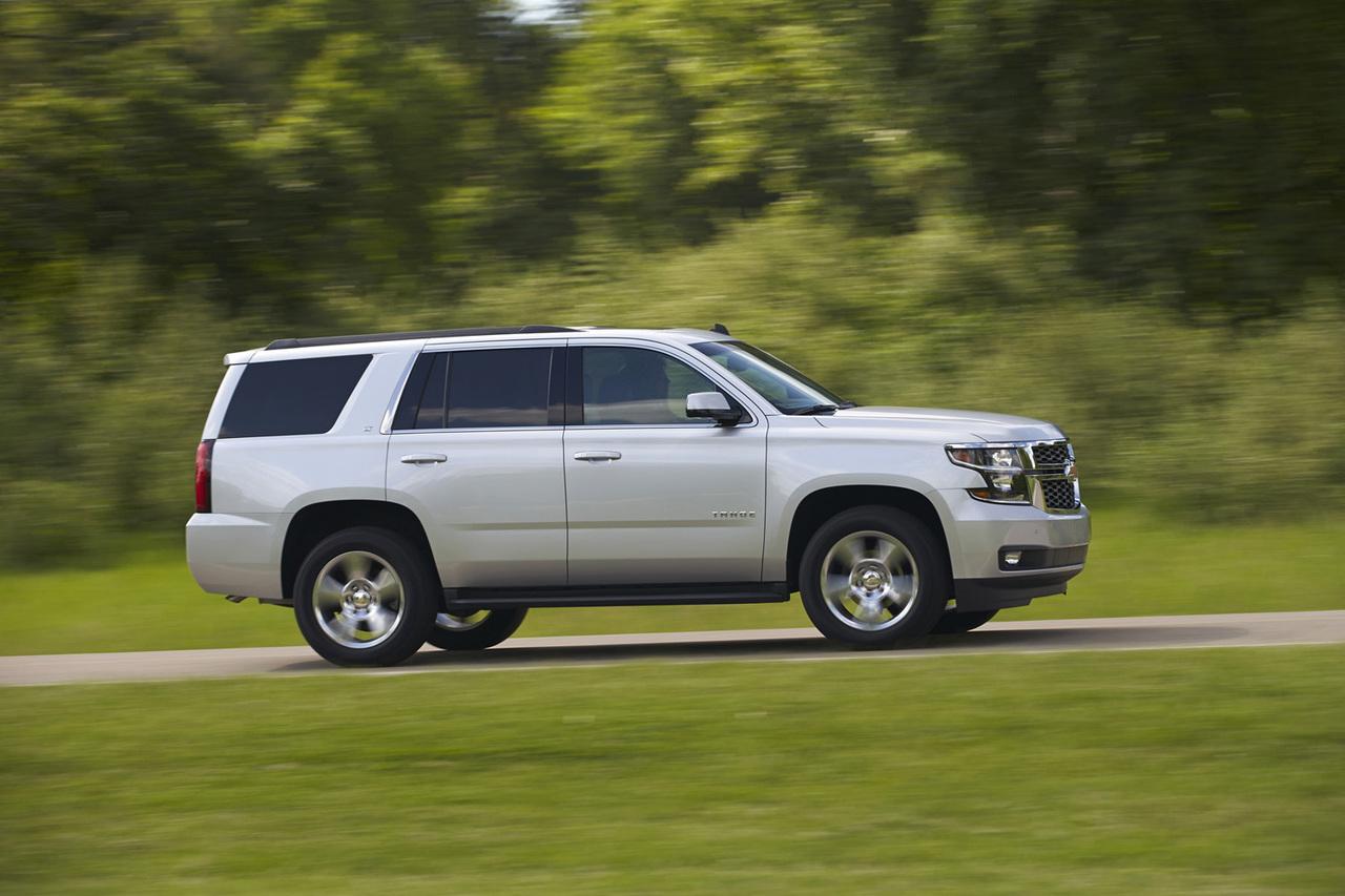 Chevrolet значительно снизил цену на модель Tahoe
