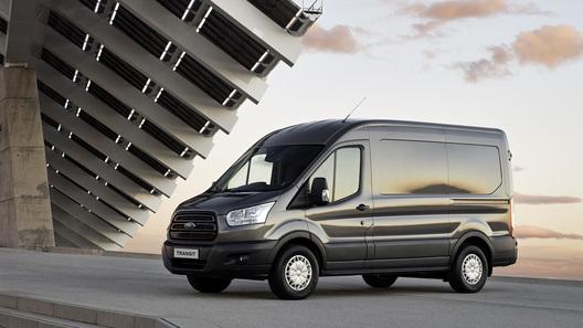 Объявлена стоимость Форд Transit Custom и Форд Tourneo Custom
