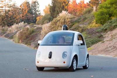 Google прототип с автопилотом