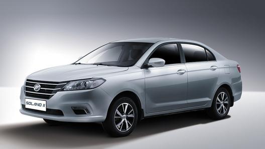 В Российской Федерации стартовали продажи Лифан Solano 2-го поколения