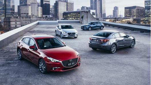 Мазда назвала комплектации рестайлиновгой Mazda3 для РФ