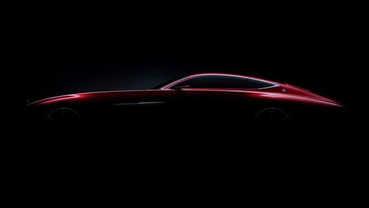 Чудный шестиметровый Mercedes-Maybach 6 Vision показали навидео