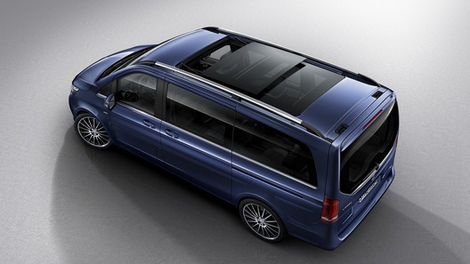 Mercedes V-Class Exclusive: новая информация