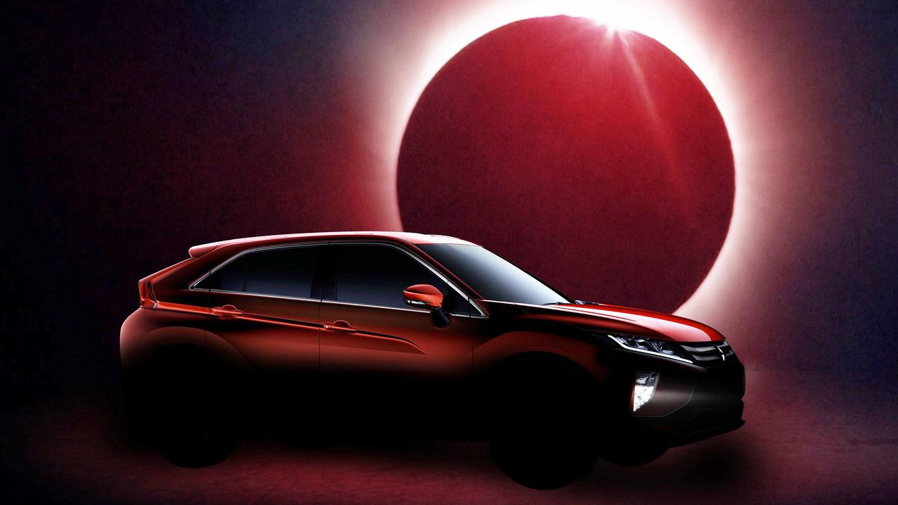 Митсубиши Eclipse Cross: мировая премьера нового компактного SUV