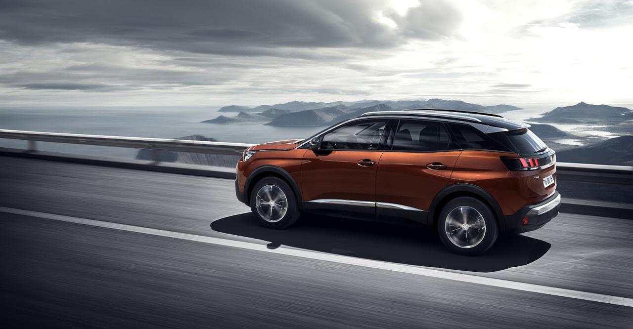 Новый Peugeot (Пежо) 3008 вскором времени появится впродаже на русском рынке