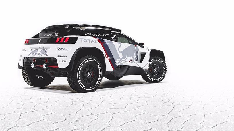 Компания Peugeot (Пежо) создала новейшую модель для участия в«Дакаре»