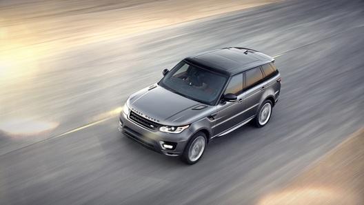 Производитель поведал оновшествах, появившихся вRange Rover Sport