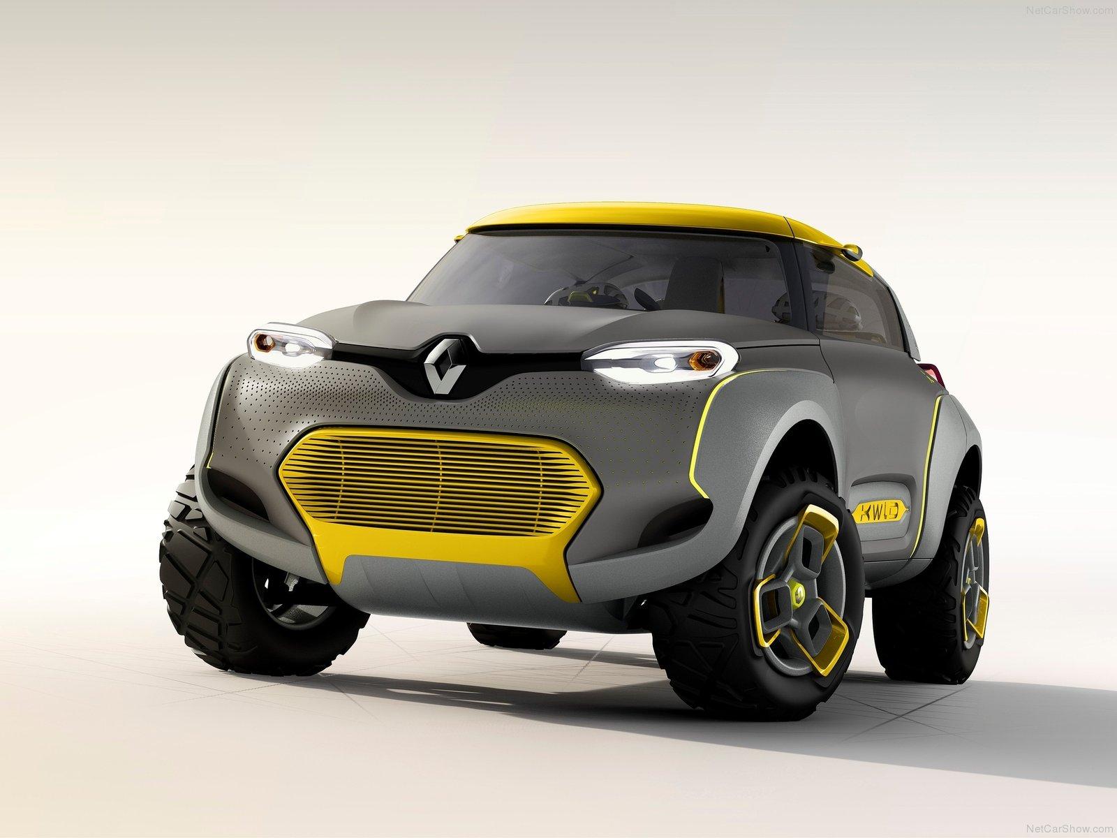 Рено выпустит новый общедоступный электромобиль