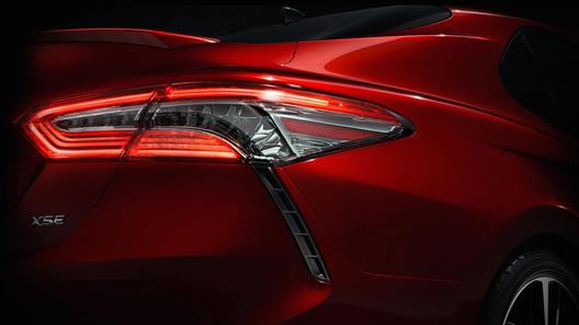 Появилась первая информация о новой Toyota Camry
